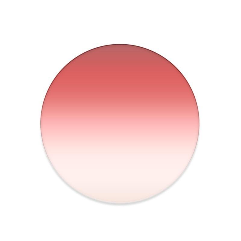 Rosso sfumato Coppia di Filtri